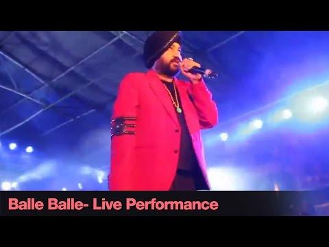 Hojayegi Balle Balle | Live | Shimla Summer Festival 2013 | Daler Mehndi | DRecords