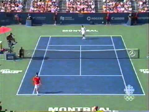 Fed Joker Montreal Final 2007 Set 3