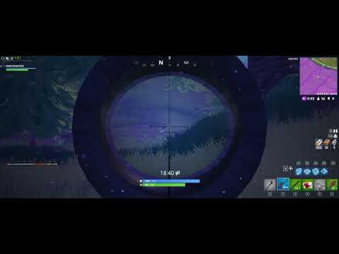 Fortnite: Kill | Chasing The Blue