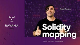 Учимся писать смарт контракты на Ethereum | Что такое mappings  в Solidity