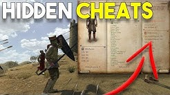 Mount and Blades HIDDEN Cheat System!