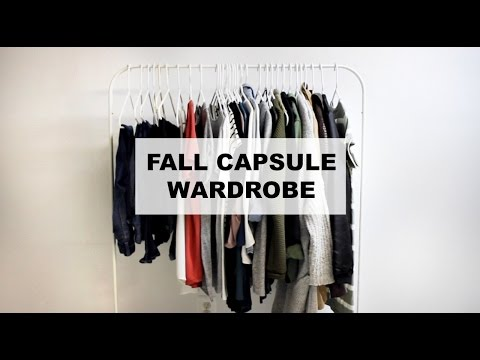 Fall Capsule Wardrobe | East Willow Grove