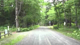 チミケップ湖キャンプ場に向かう道 チミケップ湖までの車載動画