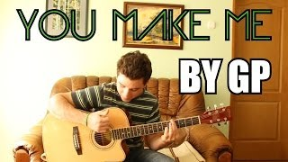 Avicii - You Make Me (fingerstyle guitar cover by Peter Gergely) [WITH TABS]
