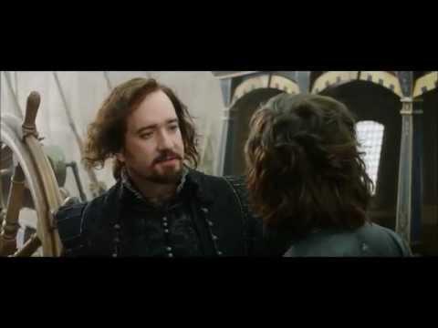 Matthew Macfadyen as Athos in The Three Musketeers