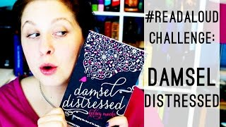 #ReadAloud Challenge: Page 1 of Damsel Distressed