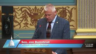 Senate approves Bumstead opening plan for Michigan restaurants