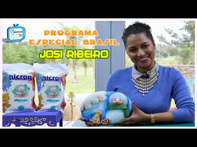 NICRON TV - Especial Brasil Josi Ribeiro Ep. 1