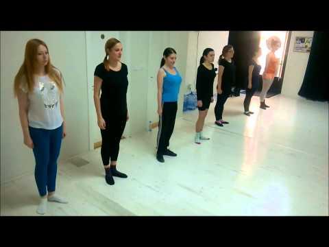 Irish Dance Belgrade - beginners group