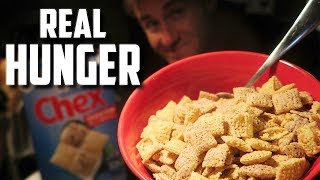 EMBRACING THE HUNGER | BACK TO LIFTING | COOKIE DOUGH TIME!