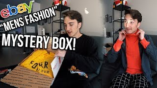 I BOUGHT AN EBAY MENS FASHION MYSTERY BOX!