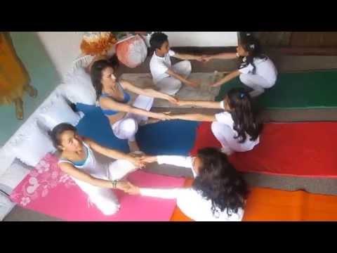 Yoga Dinámico: Yoga para niños 2