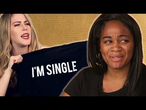 Single People Flaunt Their Single Status  Single AF