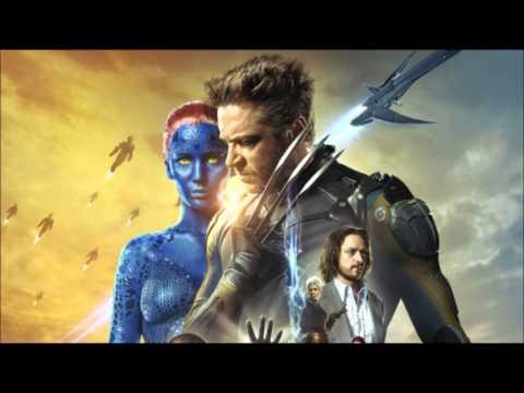 X-Men: Days of Future Past - Trailer #2 Music #1 (Confidential Music - Encounter) - HD