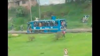 Vándalos secuestraron bus del SITP y causaron pánico en Ciudad Bolívar