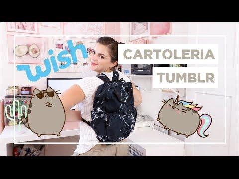 SHOPPING BACK TO SCHOOL SU WISH: roba molto tumblr