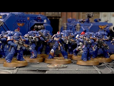 Primaris Marines: Right Idea for the Wrong Faction