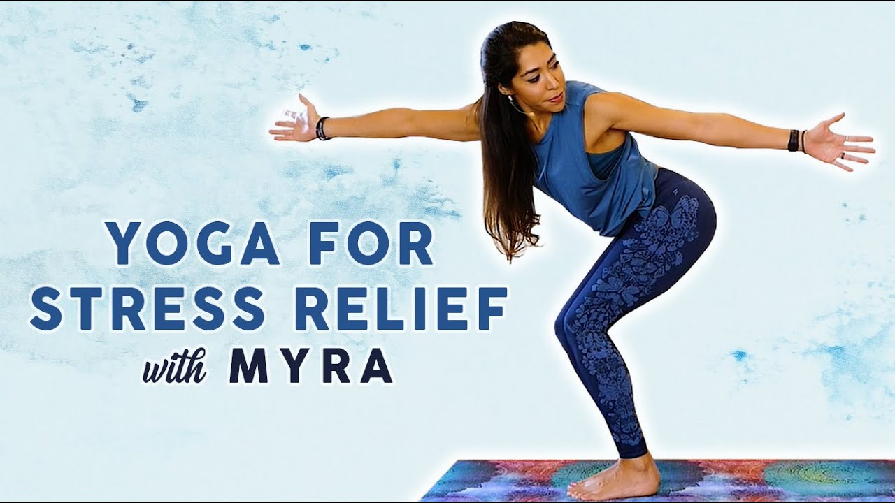 Relaxing Yoga for Anxiety Relief ♥ Calm Mind & Body, Yoga Poses for Sleep, Stress | 30 Minute Cl