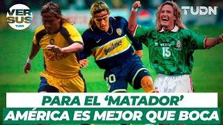 Matador Hernández: Vestir la camiseta del América es para ser campeón I TUDN