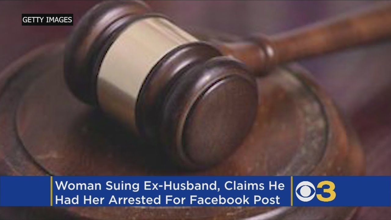 Sheriff's Deputy Has Ex-Wife Arrested Over Facebook Post