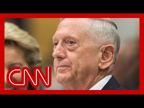 Ex-Defense Secretary Mattis condemns Trump as threat to constitution