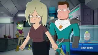 Sheryl finds peace in herself to love Gary again  Final Space season 2 episode 13