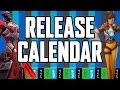 Release Calendar: May 2-8, 2016