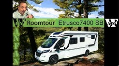 #64 Wohnmobil Kaufen! | Etrusco 7400 SB | Roomtour