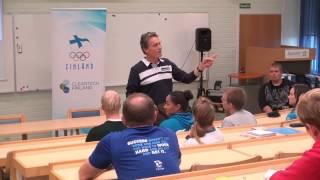 Syttyvä suomalainen huippu-urheilu - Mika Kojonkoski