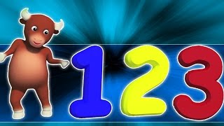 номер песни 1-20 | номер рифмы | узнать номера | Number Song | counting numbers| kids video