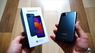 Honor 9S Unboxing in Hindi and Hands on Review
