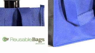 Roll Up Cotton Canvas Shopping Bag Thumbnail