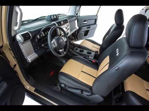 اف جي تويوتا الجديد 2014 Toyota Fj Youtube