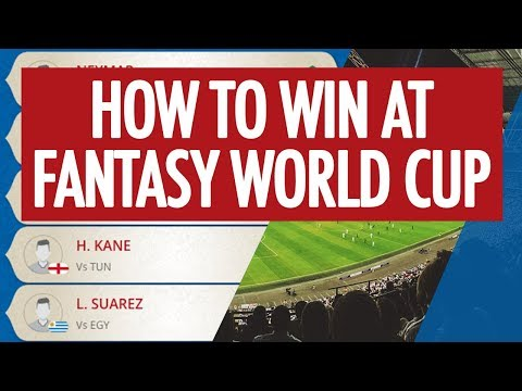 How to WIN at tasy World Cup