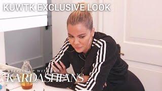 Kim Kardashian Invites Khloé's Ex Tristan Thompson to Dinner?! | KUWTK Exclusive Look | E!