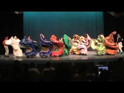 Ballet Folklórico Ehécatl Nayarit Mestizo