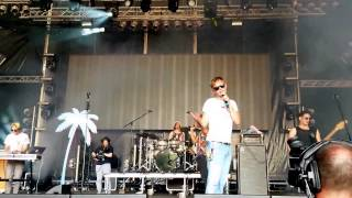 The Biebers - Sorry @ Balaton Sound 2015