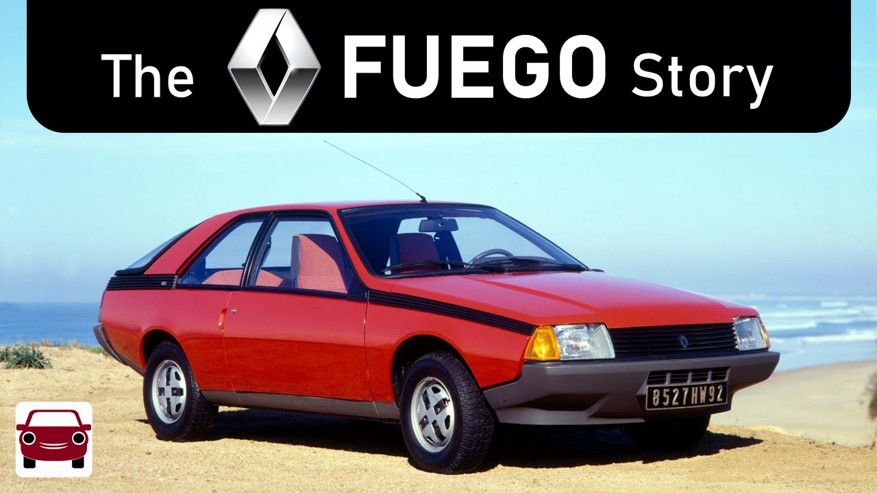 The Renault Fuego Story