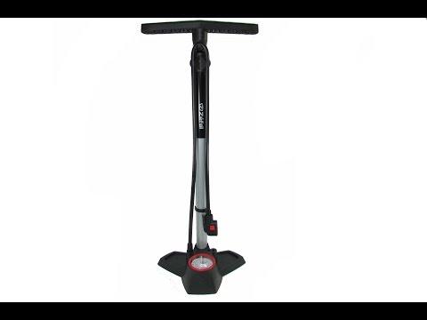 Bomba de aire pie zefal air profil max fp30 160 psi alta presión | Bicicletas Rubiano Tienda Online