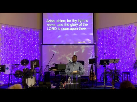 4-14-17 Ap. Michael Lutalo from Uganda - Time to Wake Up and Seek God - TLC Media Live Stream