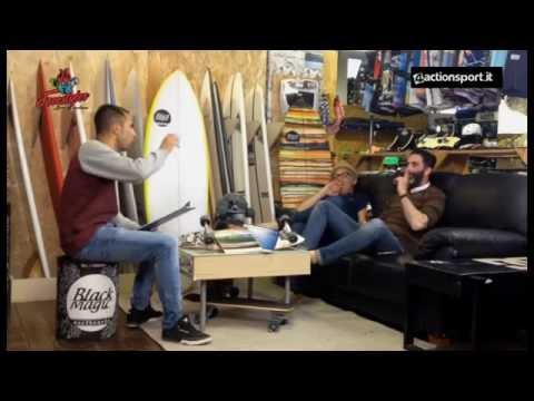 FREESTYLER LIVE IN ACTION - 19.06.2016 - radical shop - black magic surfboard - surfer's den