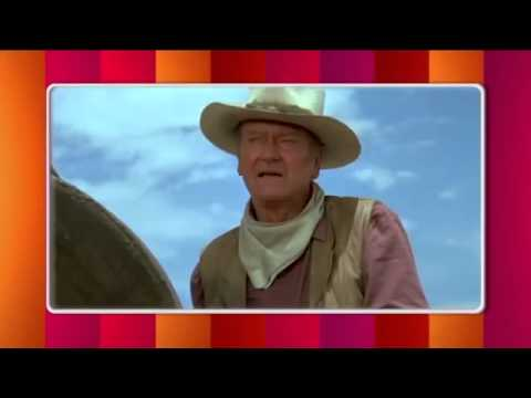 John Wayne Shooting Cyclists Youtube