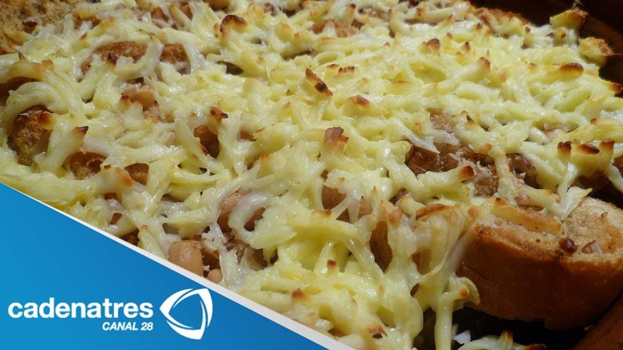 Receta para preparar capirotada receta de capirotada for Resetas para preparar comida