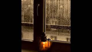 Yağmur Sesi Gök Gürültüsü Fırtına