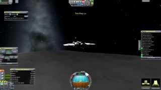 Kerbal Space Program - VTOL To The Mun And Back.... Kinda