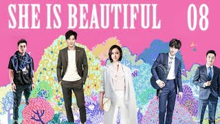【INDO SUB】 She Is Beautiful  🎀  EP 08 🎀  她很漂亮