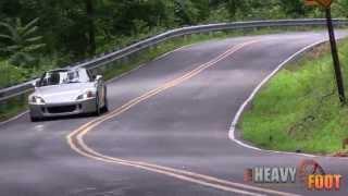 honda s2000 review lightweight roadster