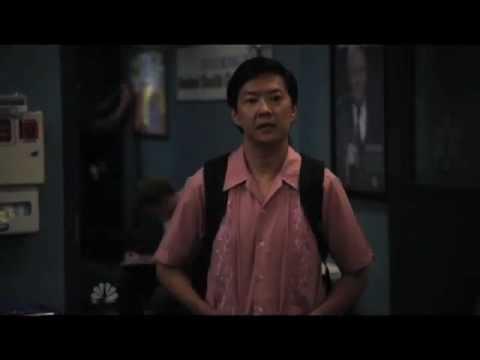 Community: Chang's Bad Puns