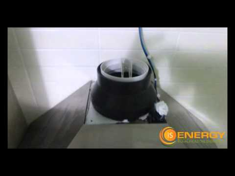Valvola ritegno cappa cucina youtube - Scarico fumi cappa cucina a parete ...