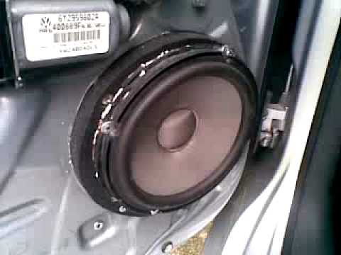 Infinity Kappa 60 9cs Inside Vw Polo 9n Youtube
